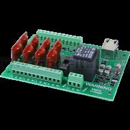 ETH044 - 5Amp 4 Channel SSR module