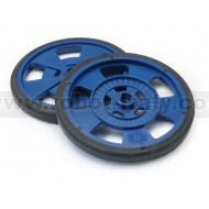 Black ABS Wheel for SBGM2/3/8/9 Gearmotors