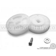 Solarbotics Gearmotor Plastic Wheel