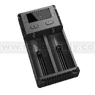 NITECORE INTELLICHARGER NEW I2 LI-ION / NIMH BATTERY CHARGER