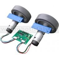 RD02 - 12 Volt Robot Drive System