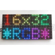 Medium 16x32 RGB LED matrix panel