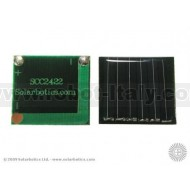 24 x 22mm Monocrystalline Solar Cell