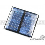 37 x 33mm Polycrystalline Solar Cell