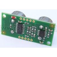 Low Cost Ultrasonic Range Finder