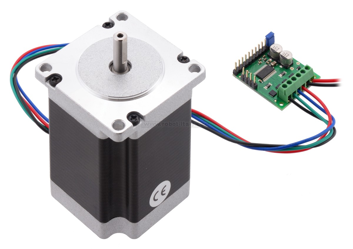 Stepper Motor Power Basics And Motor Connections