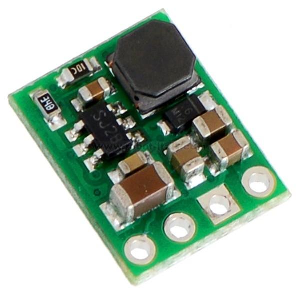 POLOLU-2843 Pololu 5V 500mA Step-Down Voltage Regulator D24V5F5