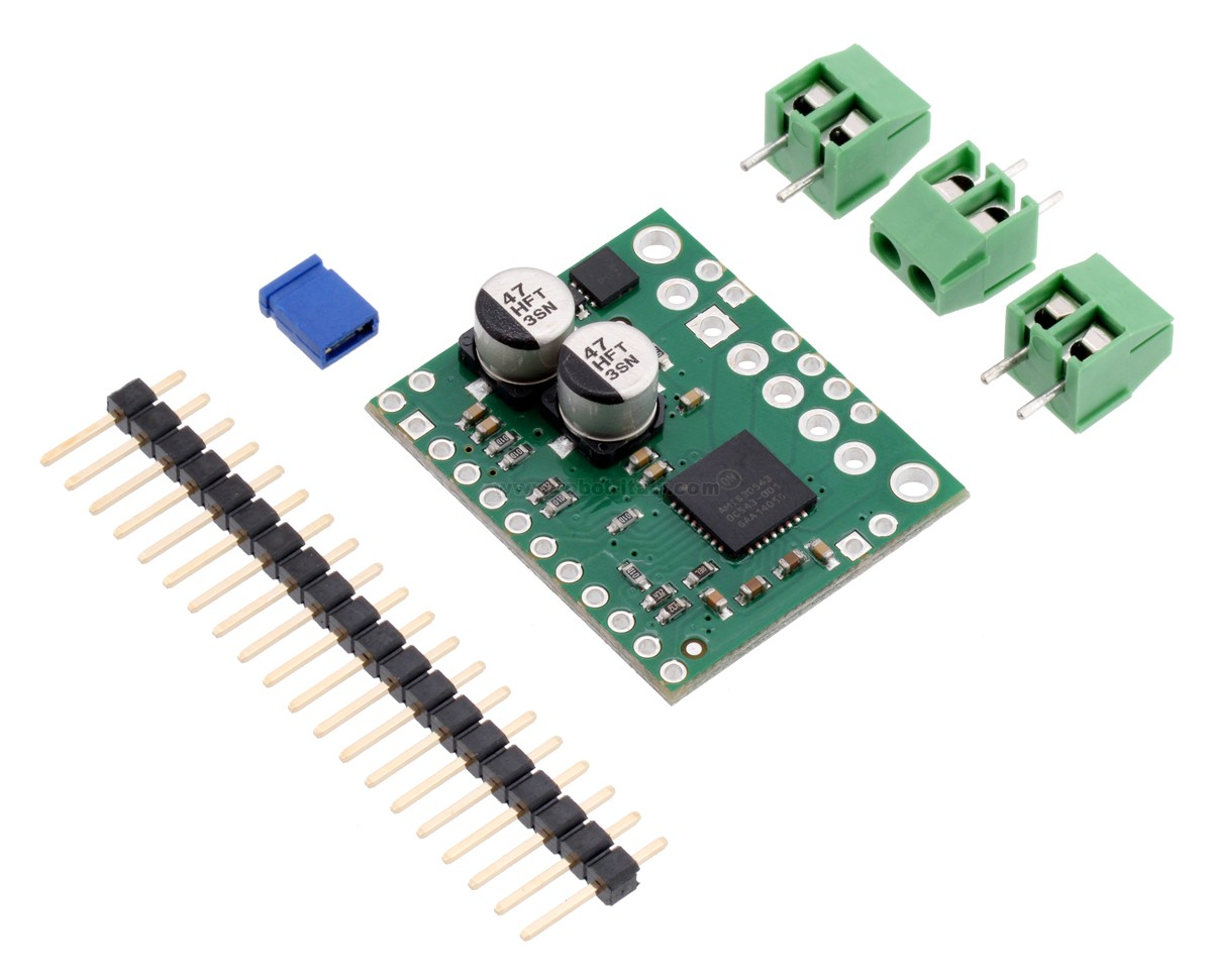 2970 Amis 30543 Stepper Motor Driver Carrier From
