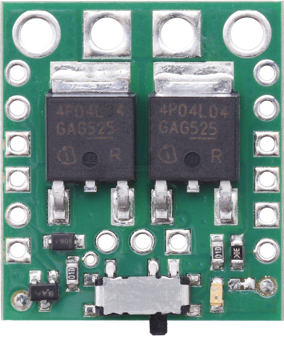 2815 Big Mosfet Slide Switch With Reverse Voltage