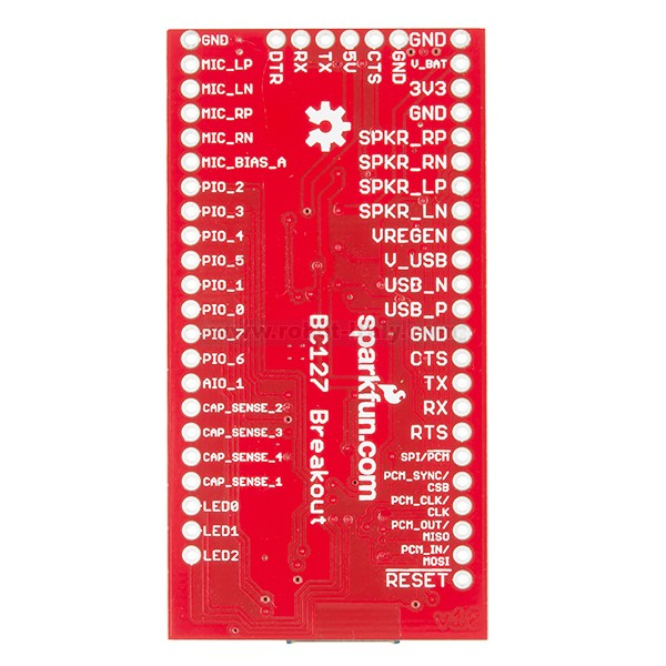 BC127 Breakout Board , from Sparkfun for €37.10 on