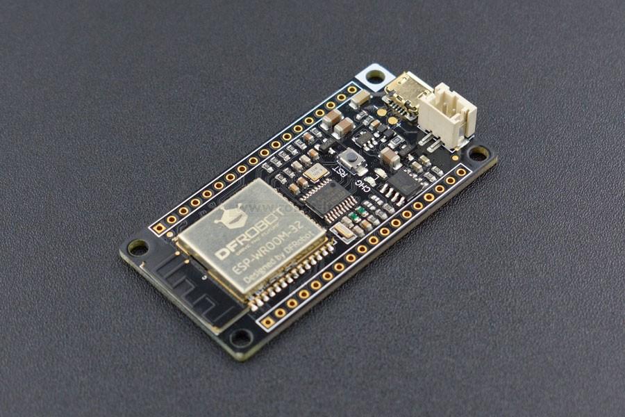 FireBeetle ESP32 IOT Microcontroller (Supports Wi-Fi & Bluetooth