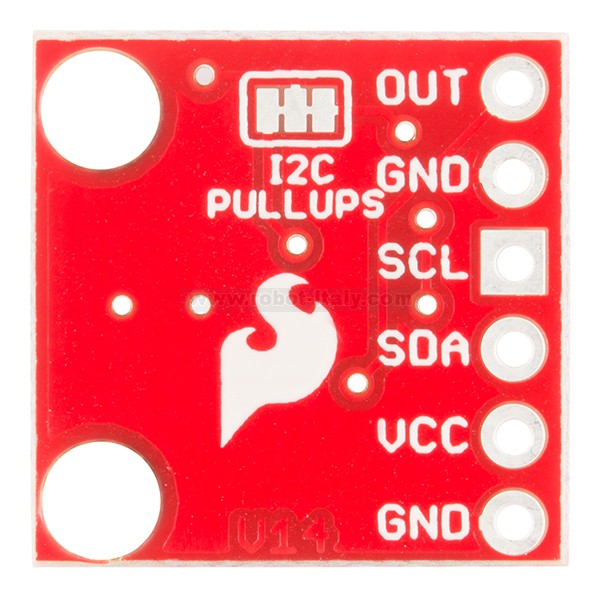 Breakout Board for MCP4725 I2C DAC , from Sparkfun for €4 26