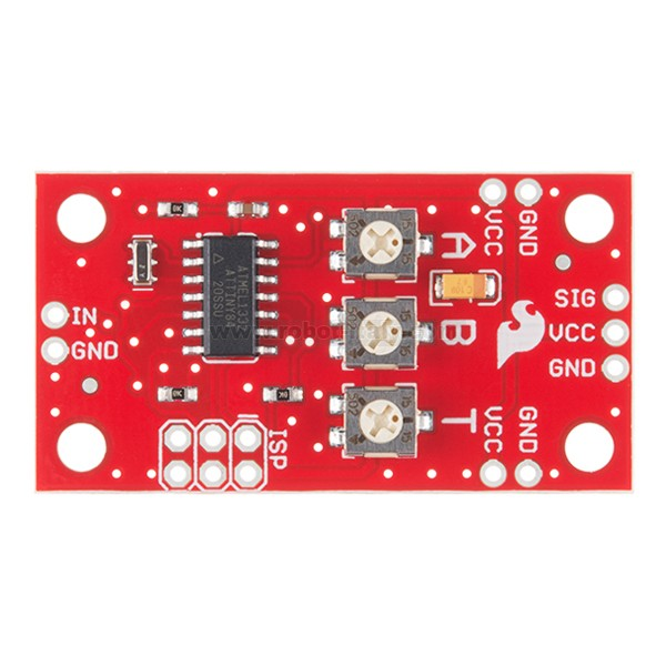 SparkFun Servo Trigger - Continuous Rotation , from Sparkfun