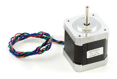 42byghm810 nema 17 bipolar 48mm stepper from wmotor for for Bipolar stepper motor control