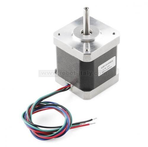 Stepper motor nema 17 48mm 42byghm809 from for Nema 17 stepper motor torque
