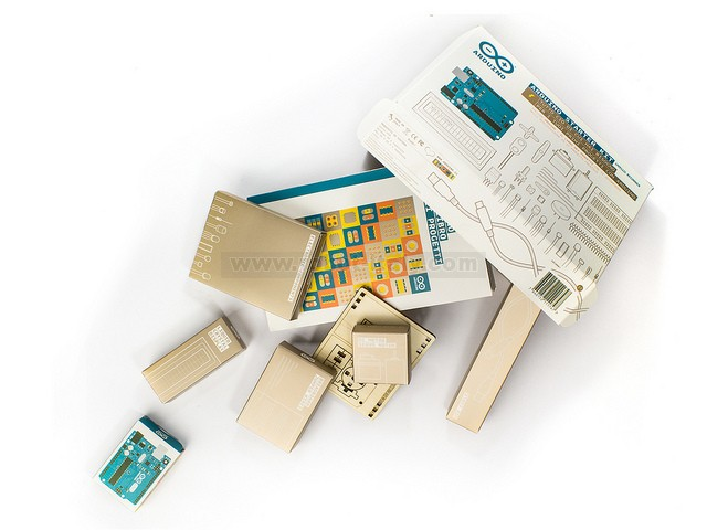 Arduino Starter kit - English , from Arduino LLC for €74.12