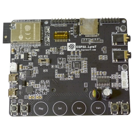 ESP32-LyraT - SPEECH RECOGNITION DEVELOPMENT BOARD , from Olimex for