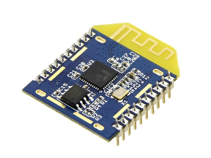 Mesh bee open source zigbee pro module with mcu jn