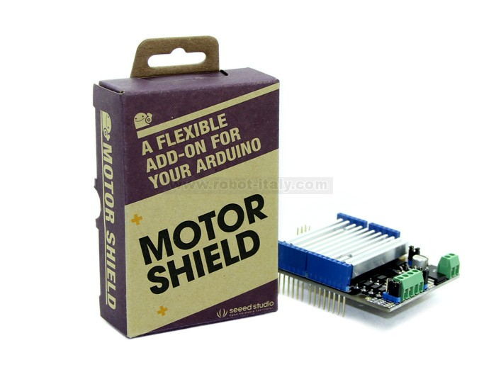 Motor Shield V2 0 , from Seeed Studio for €18 64