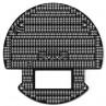 979 - Pololu 3pi Expansion Kit with cutouts - black