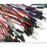 Jumper Wires M/M - 24cm 10pcs