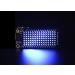 Adafruit 15x7 CharliePlex LED Matrix Display FeatherWing - Blue