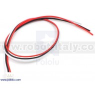 3-Pin Female JST PH-Style Cable (30cm) for Sharp Distance Sensors