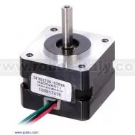 1207 - Motore Stepper bipolare NEMA-14 35x26mm