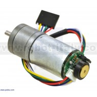 3217 - 47:1 Metal Gearmotor 25Dx52L mm HP 12V with 48 CPR Encoder