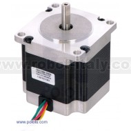 Stepper Motor: Unipolar/Bipolar, 200 Steps/Rev, 57×56mm, 3.6V, 2 A/Phase