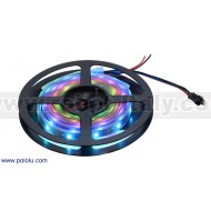 2529 - Addressable RGB 60-LED Strip, 5V, 1m (SK6812)