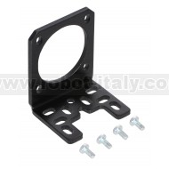 2266 - Pololu Stamped Aluminum L-Bracket for NEMA 17 Stepper Motors