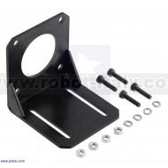 2258 - Steel L-Bracket for NEMA 23 Stepper Motors