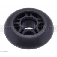 3272 - Scooter/Skate Wheel 70×25mm - Black