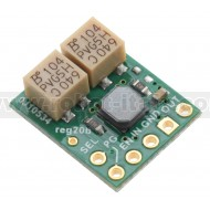 2868 - 2.5-9V Fine-Adjust Step-Up/Step-Down Voltage Regulator w/ Adjustable Low-Voltage Cutoff S9V11MACMA