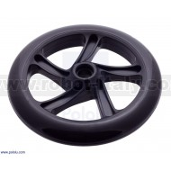 3283 - Scooter/Skate Wheel 200×30mm - Black