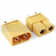 XT60 Connectors - Male/Female Pair
