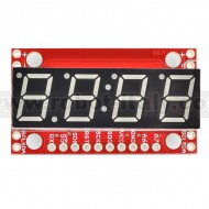 7-Segment Serial Display - Red