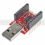 MicroView - USB Programmer