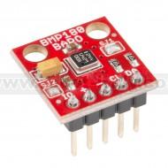 SparkFun Barometric Pressure Sensor Breakout - BMP180 (with Headers)