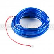 Bendable EL Wire - Blue 3m