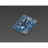 Stereo 2.8W Class D Audio Amplifier - I2C Control AGC - TPA2016 -