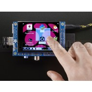 "PiTFT 2.8"" TFT 320x240 + Capacitive Touchscreen"
