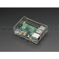 Pi Model B+ / Pi 2 Case Base - Clear