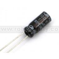 Condensatore Elettrolitico 1µF 100V P=2.5 - 10Pcs