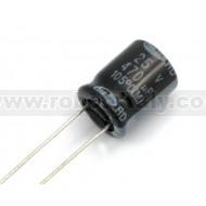 Condensatore Elettrolitico 470µF 25V P=5 - 5Pcs