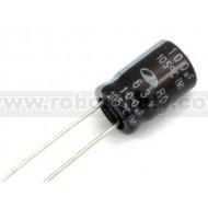 Condensatore Elettrolitico 100µF 63V P=5 - 5Pcs