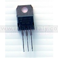 Transistor MOSFET IRF520 Tipo N