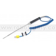 3108 - TPK-03 Immersion Probe K-type Thermocouple (-50 to +700°C)