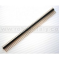 Strip Maschio Passo 2,54 a 90° - 40 pin - Tipo B